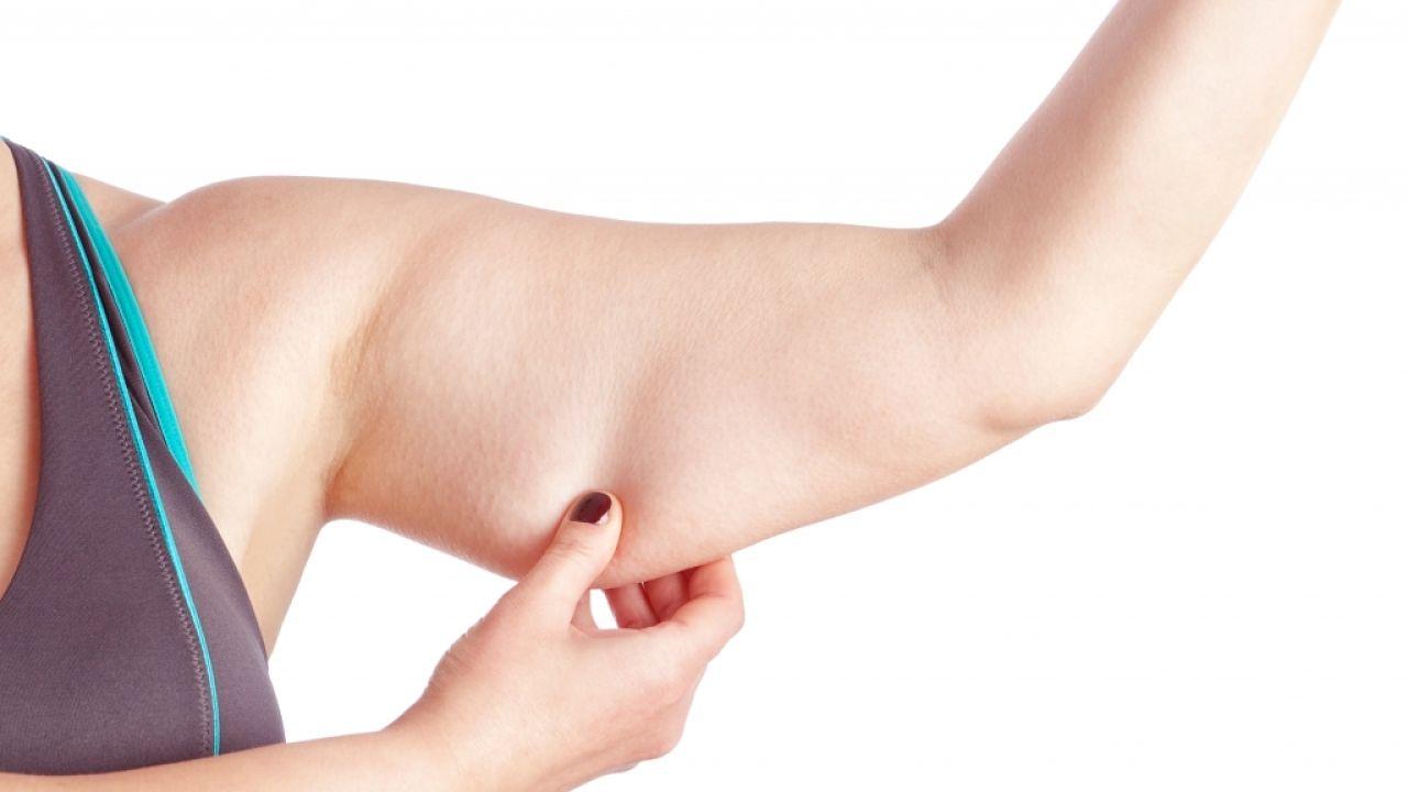 Ejercicios con gomas elasticas brazos