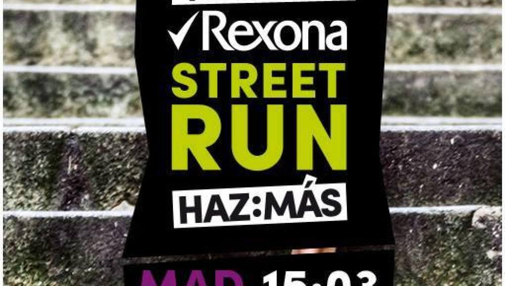 Carrera Rexona Street Run