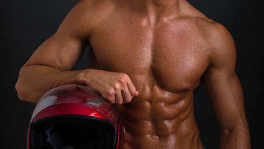 Presumiendo de biceps