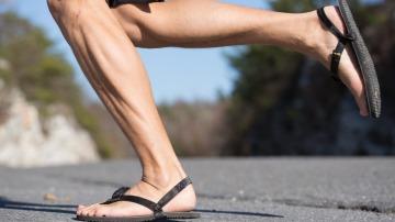 Sandalias para correr