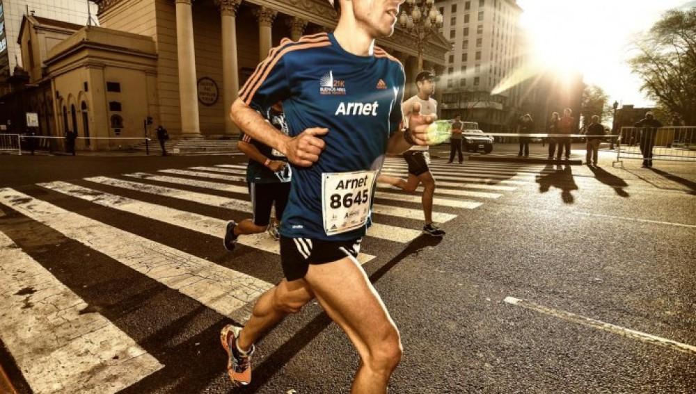 Un corredor por Buenos Aires