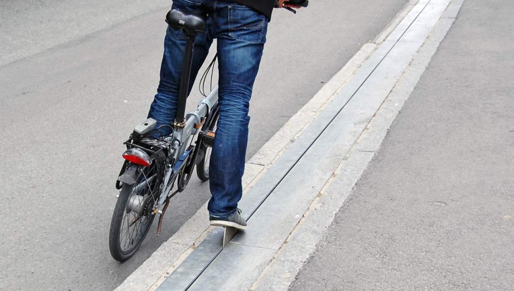 Ascensor para las bicis