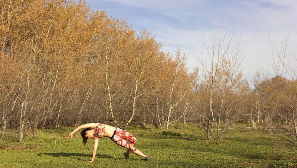 Renueva tu entrenamiento con la primavera