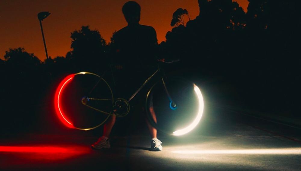 Revolights ilumina tus ruedas