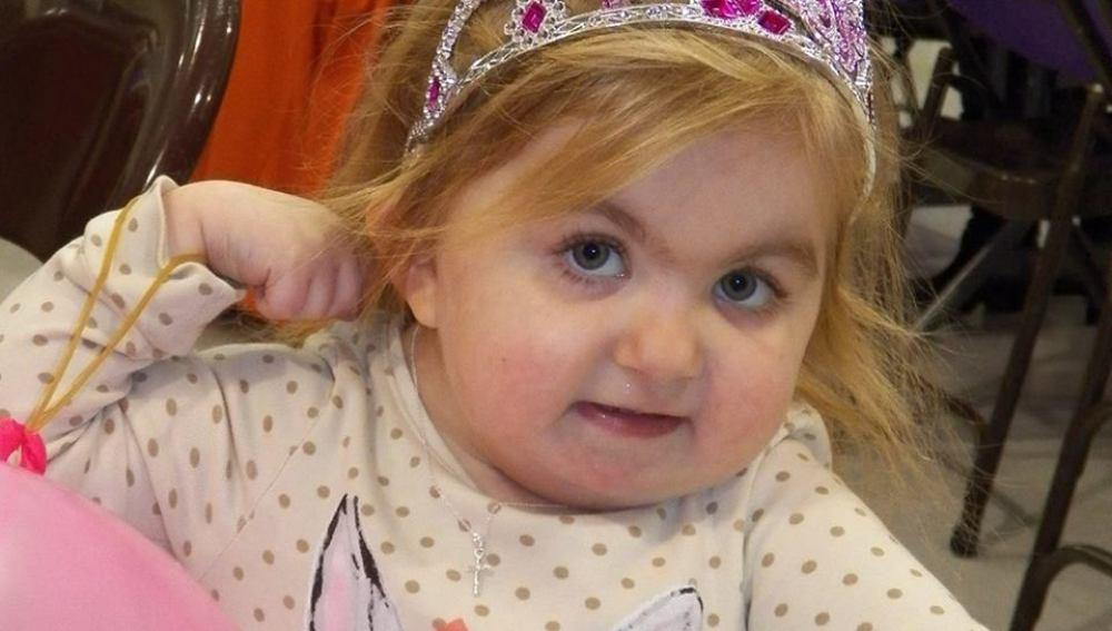 Audrey, la niña enferma de DBA que te robará el corazón con sus pasos de zumba