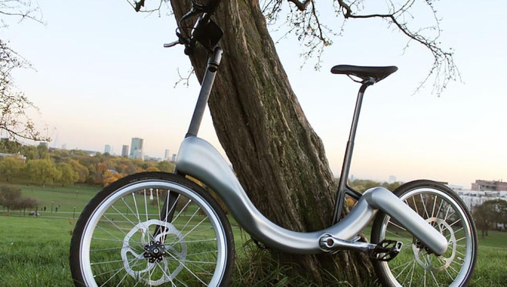 Jivr, la bici eléctrica y sin cadena
