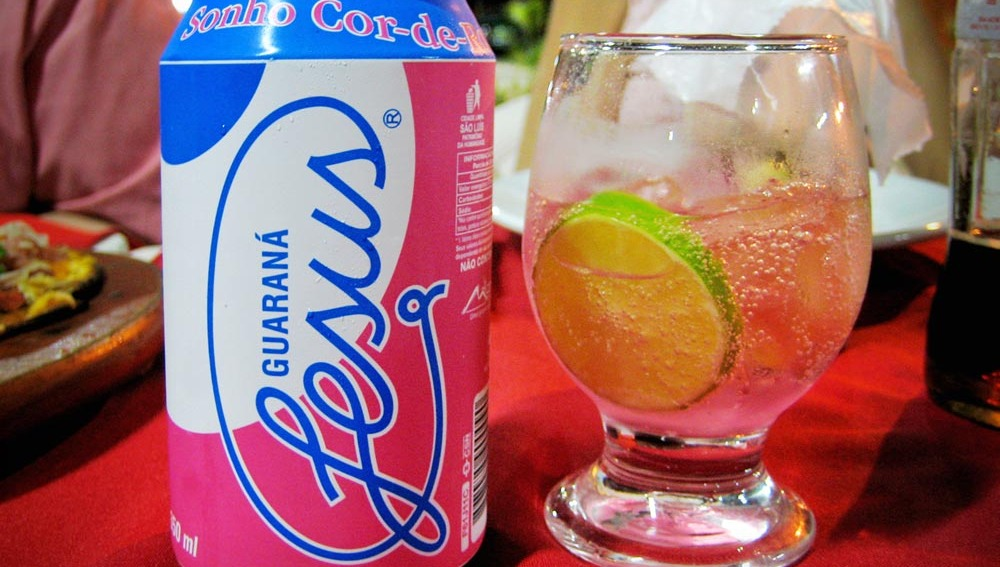 Bebida de guaraná