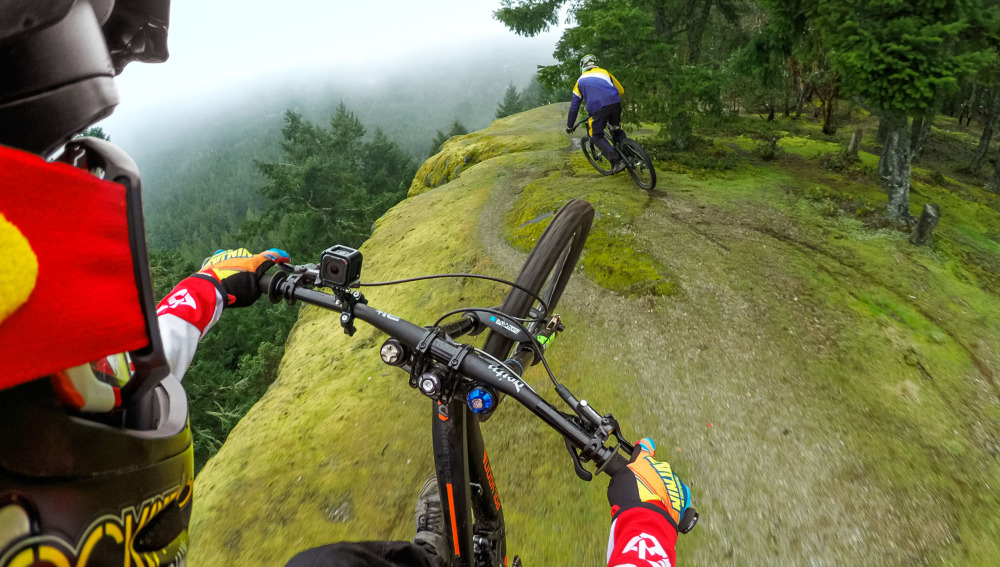 Graba tus rutas en bici