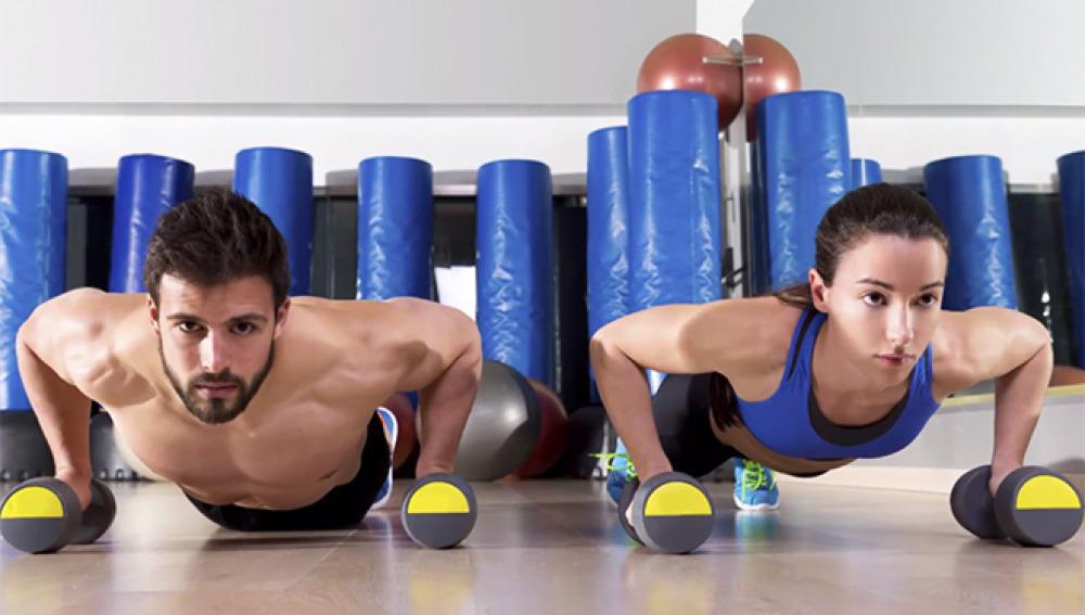 Demostrado: hacer deporte con tu pareja es mejor que hacerlo solo