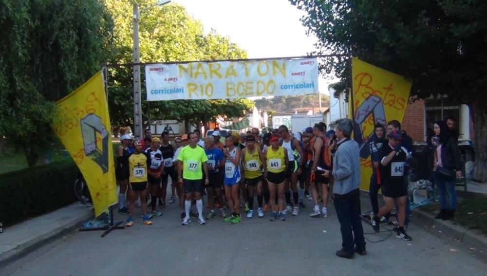Maratón Río Boedo
