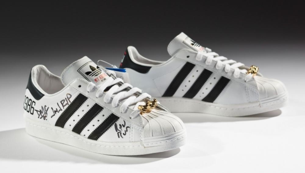 Adidas x Run–DMC de 1986
