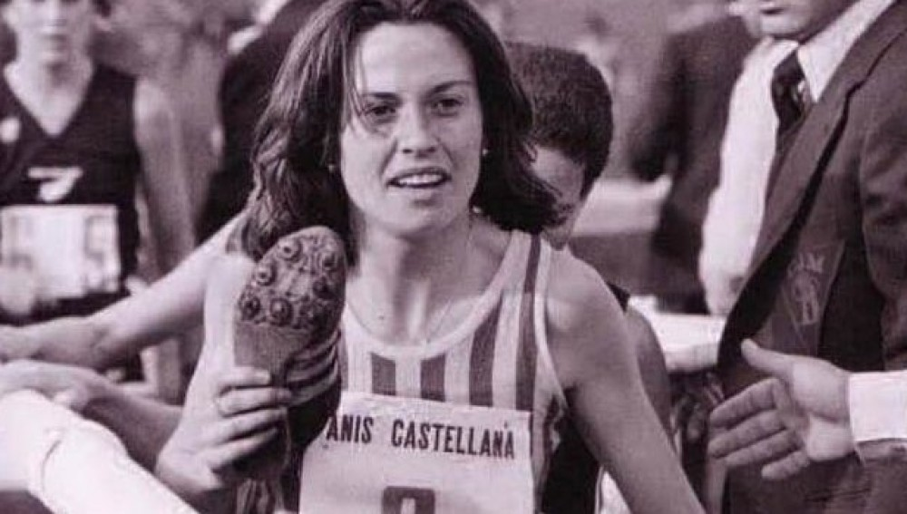 Carmen Valero, campeona del mundo