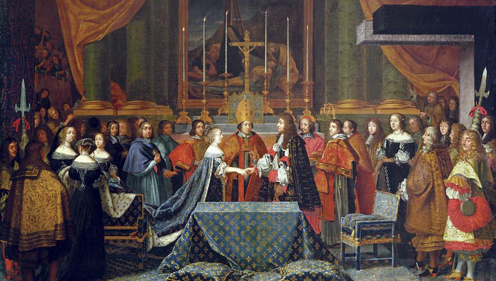 Boda de Luis XIV ¿Cuántos runners habría?