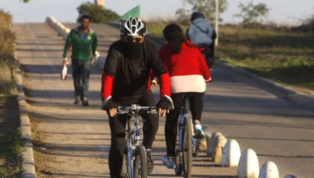 Los ciclistas, en el punto de mira