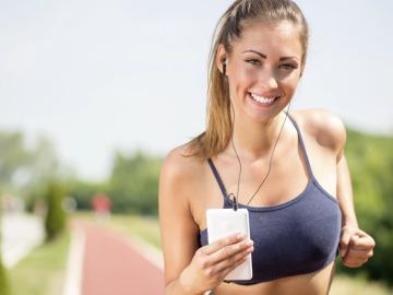 Los efectos positivos de correr