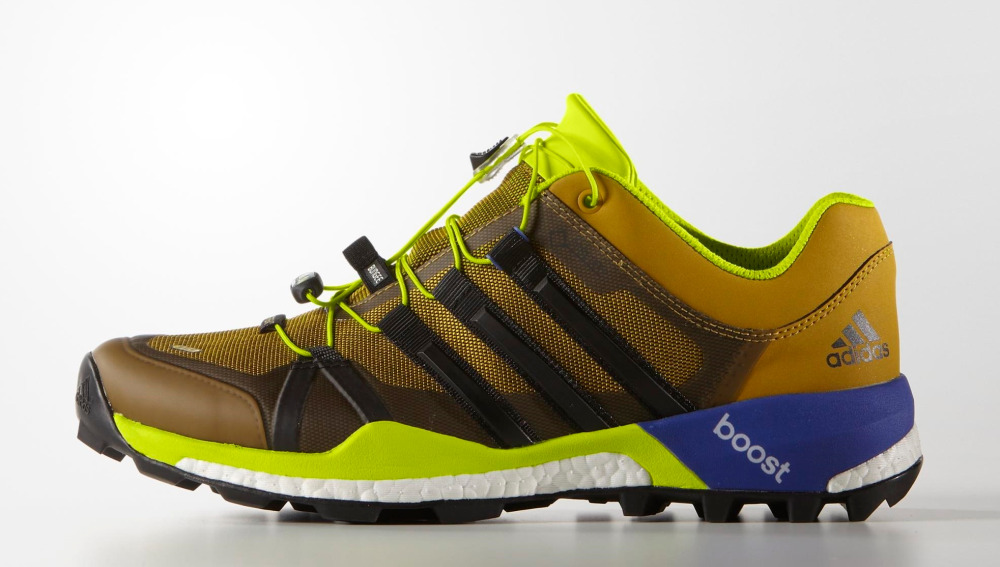 Nuevas Terrex Boost GTX de Adidas