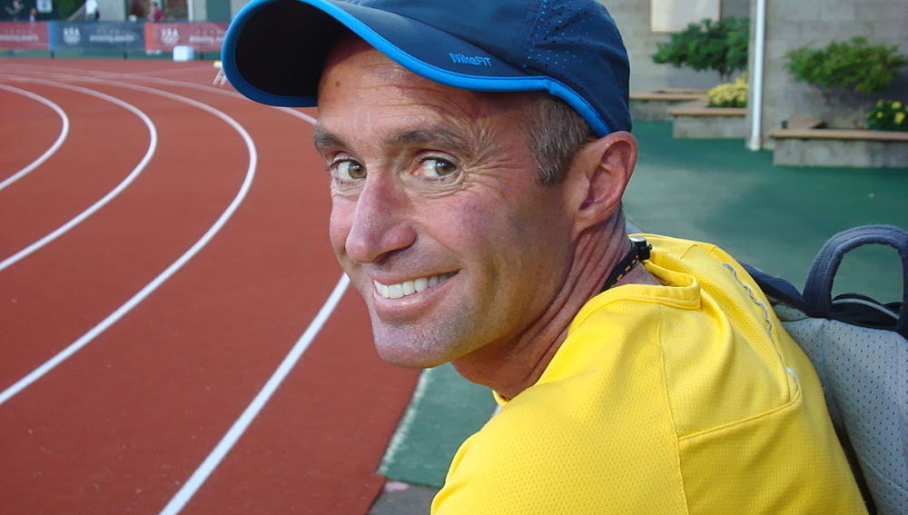 Alberto Salazar en 2008