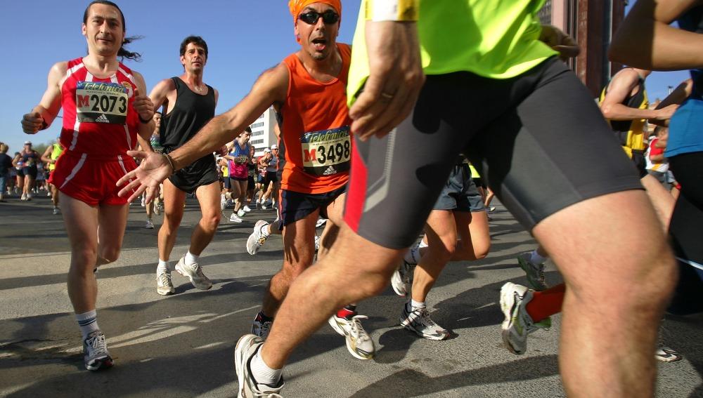 Un corredor español