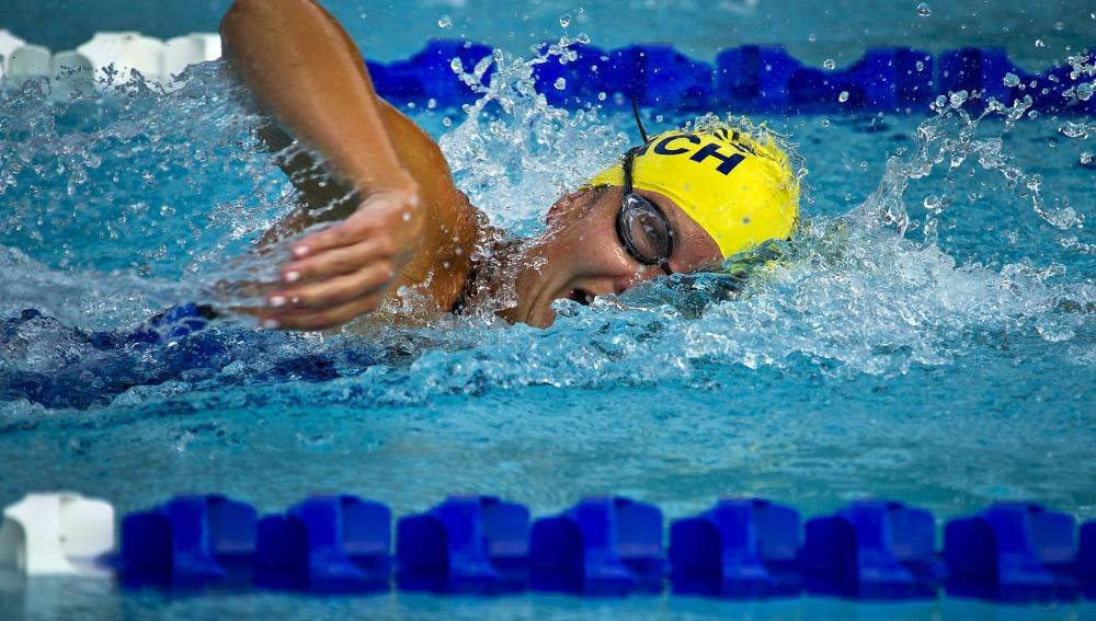 La natación, alternativa del running