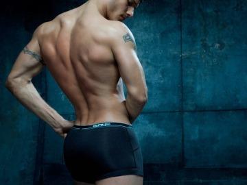 ¡Ole esos músculos!
