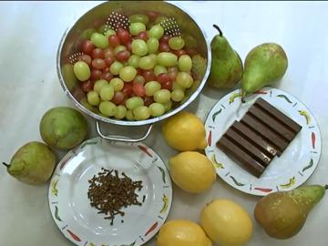 Merienda saludable y divertida a base de frutas