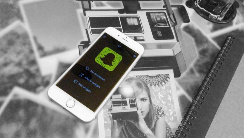 Snapchat, la nueva red social para jóvenes