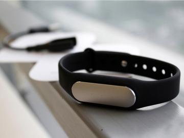 Xiaomi Mi Band, una de las pulseras estudiadas