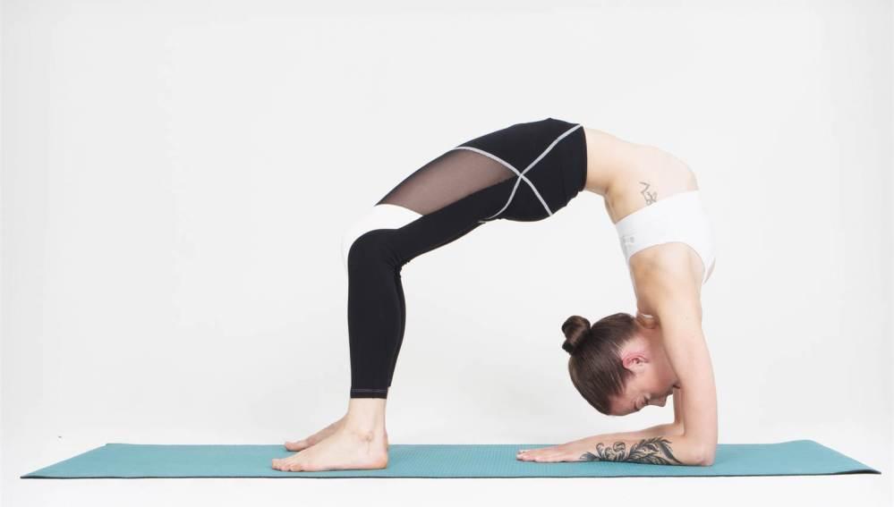 Los primeros pantalones inteligentes de yoga