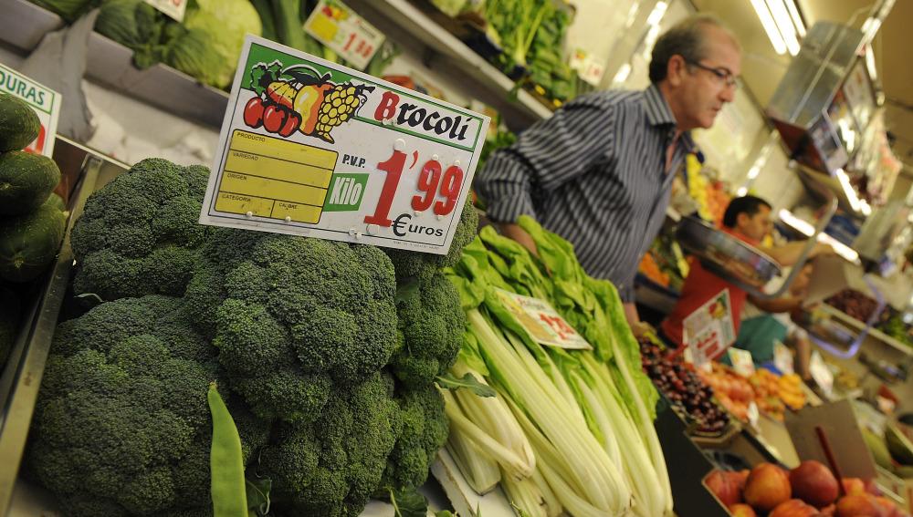 ¿A cuánto está el brócoli?