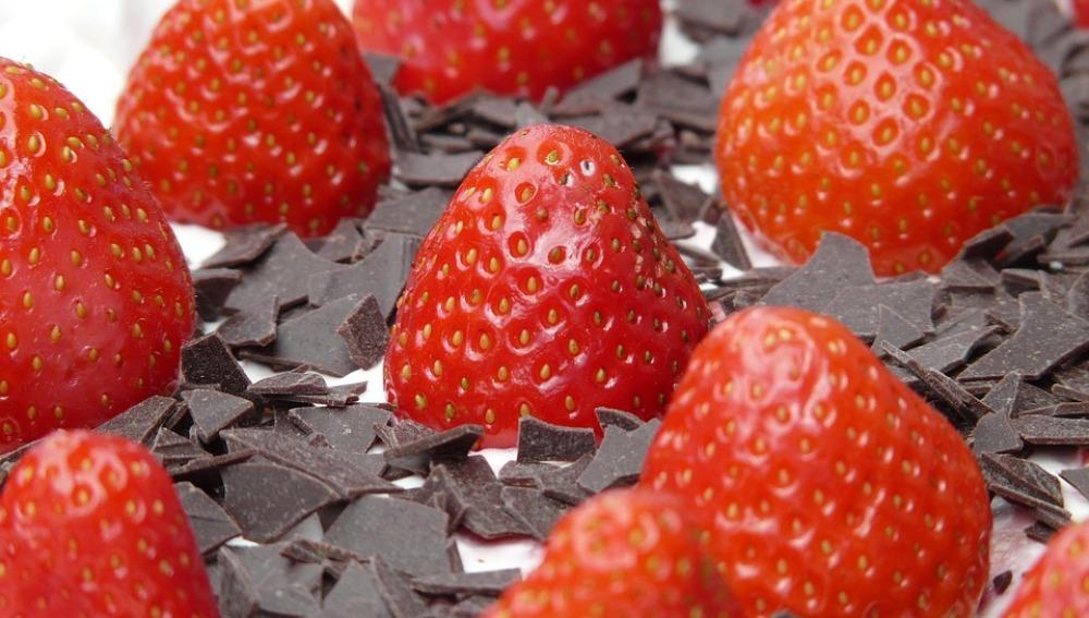 Fresas, un afrodisiaco
