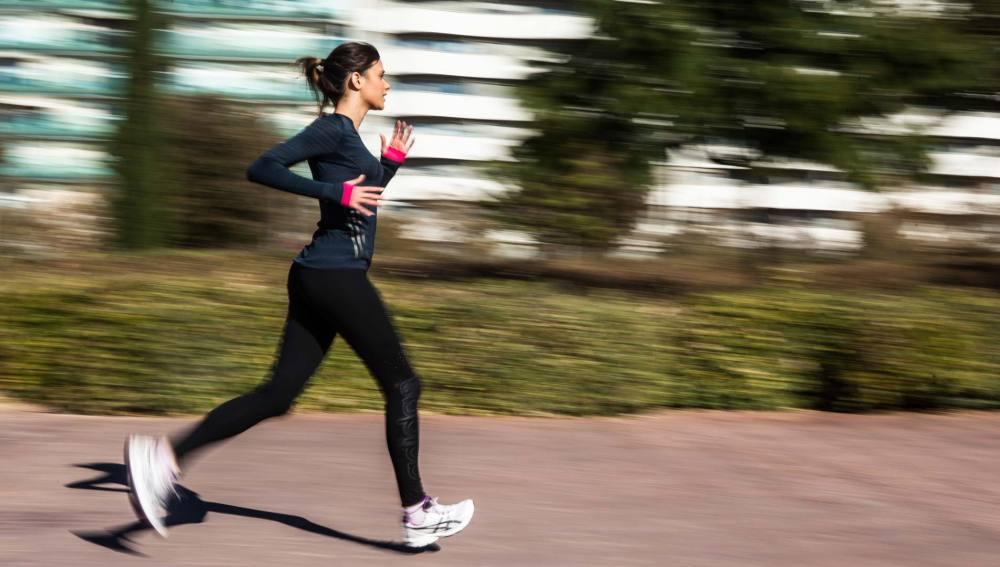 Pensamientos recurrentes mientras corremos