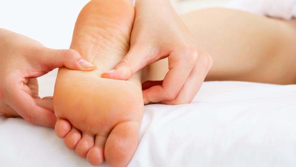 La reflexología te ayudar a curar lesiones