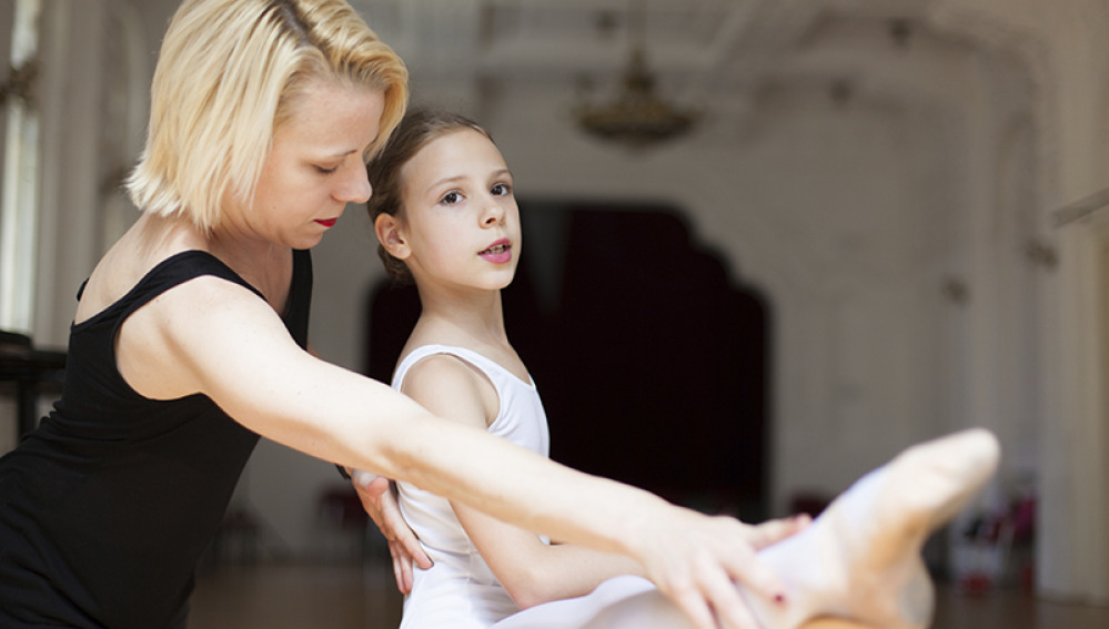 ¿Puede un tutorial sustituir a un profesor de baile?