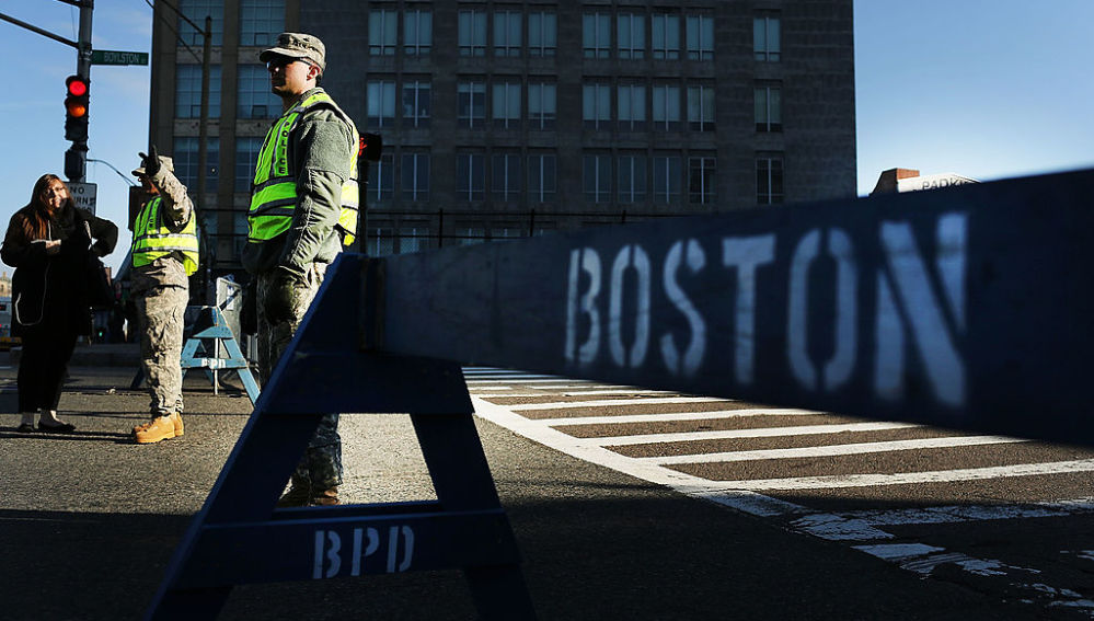 Seguridad en la Maratón de Boston