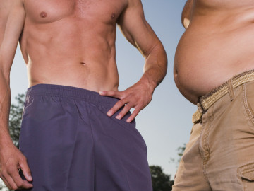 Sixpack vs barriga