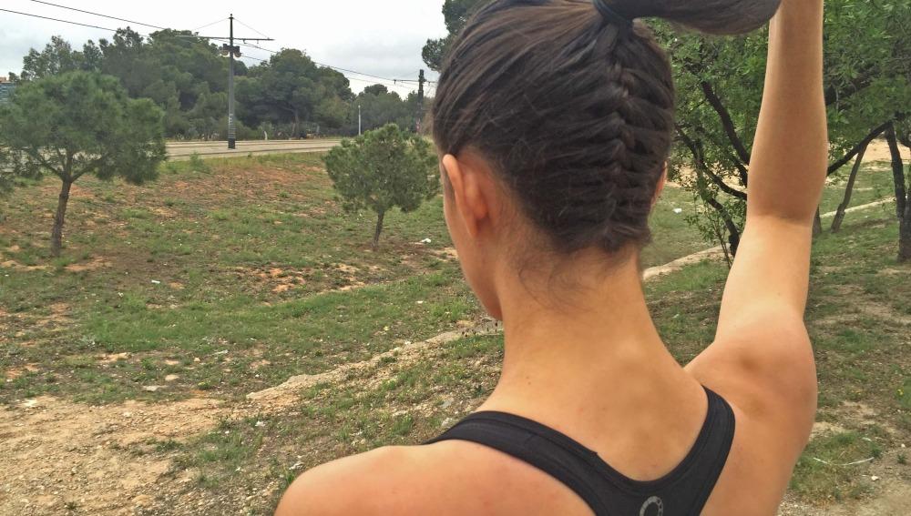Qué peinado elegir para salir a correr