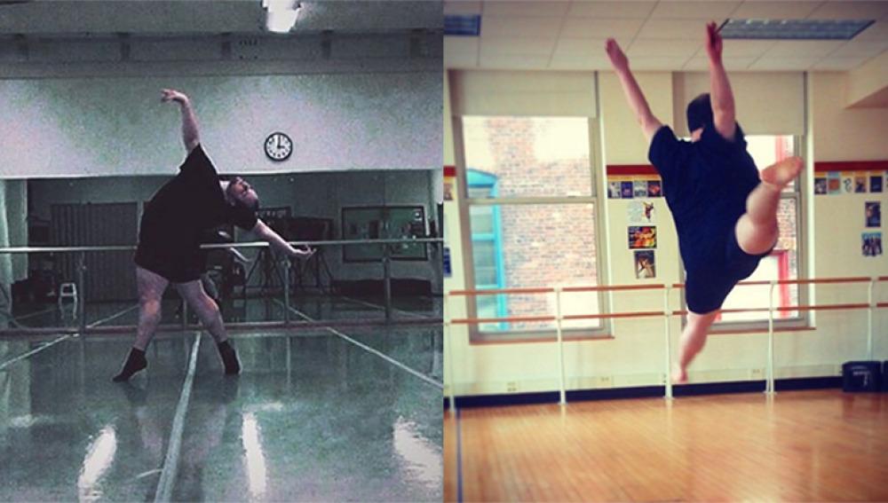 Erik Cavanaugh bailando