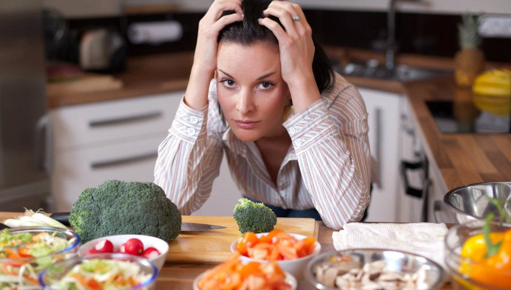 La ortorexia puede ser un problema grave
