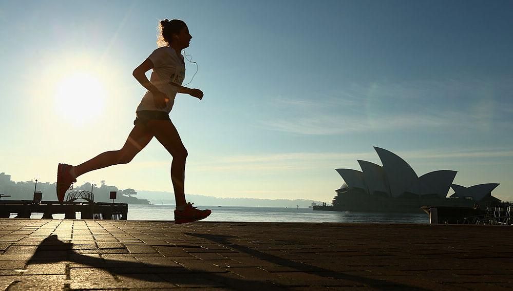 ¿Viajar a Sidney solo para correr?