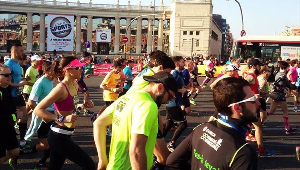 La vida te cambia con una maratón