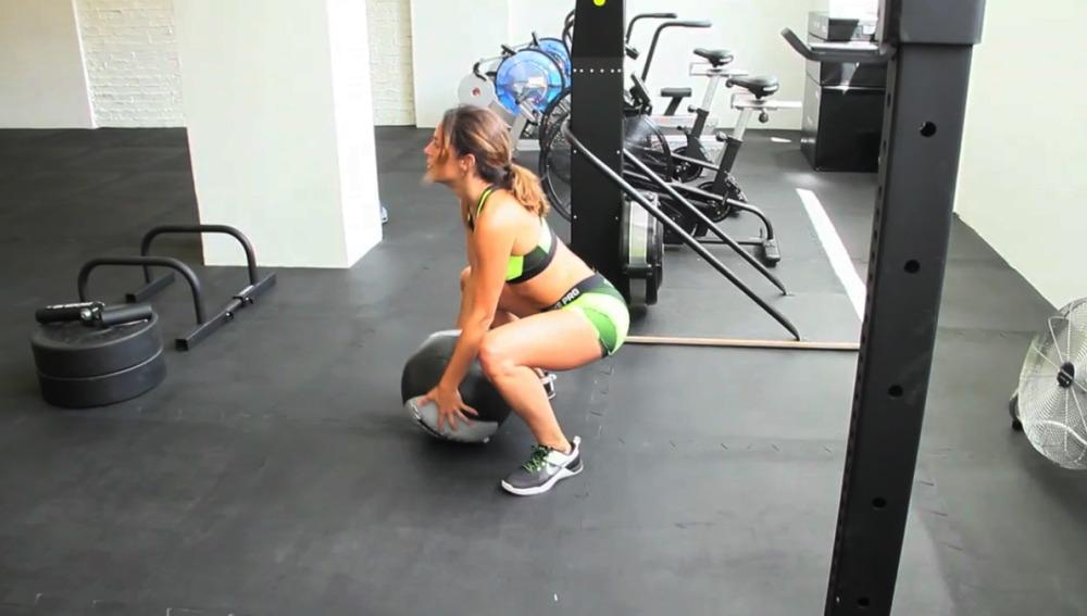 Paula Butragueño HIIT
