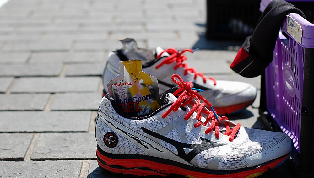 Revisa el desgaste de tus zapatillas si quieres evitar posibles lesiones