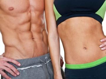 Consigue un vientre plano con abdominales