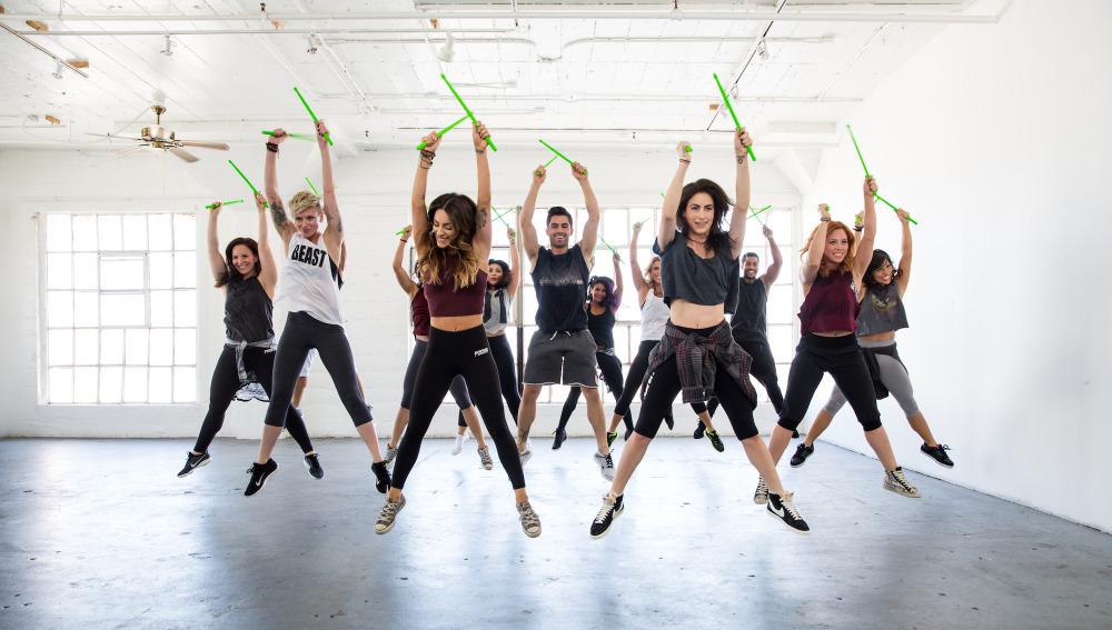 El baile con el que Madonna se pone en forma