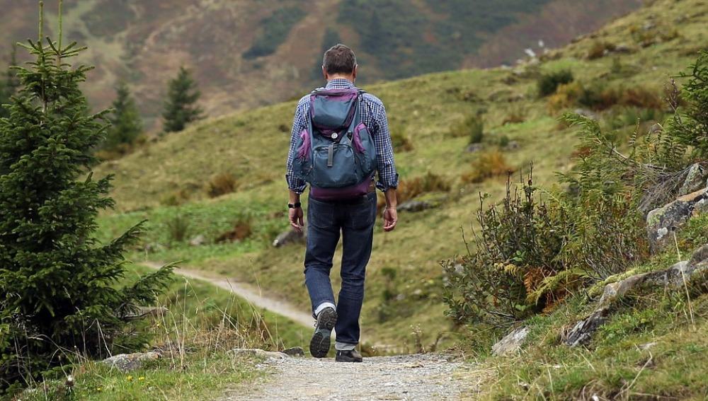 Una caminata es suficiente