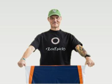 David Clark pasó de pesar 145 kilos a ser ultrarunner