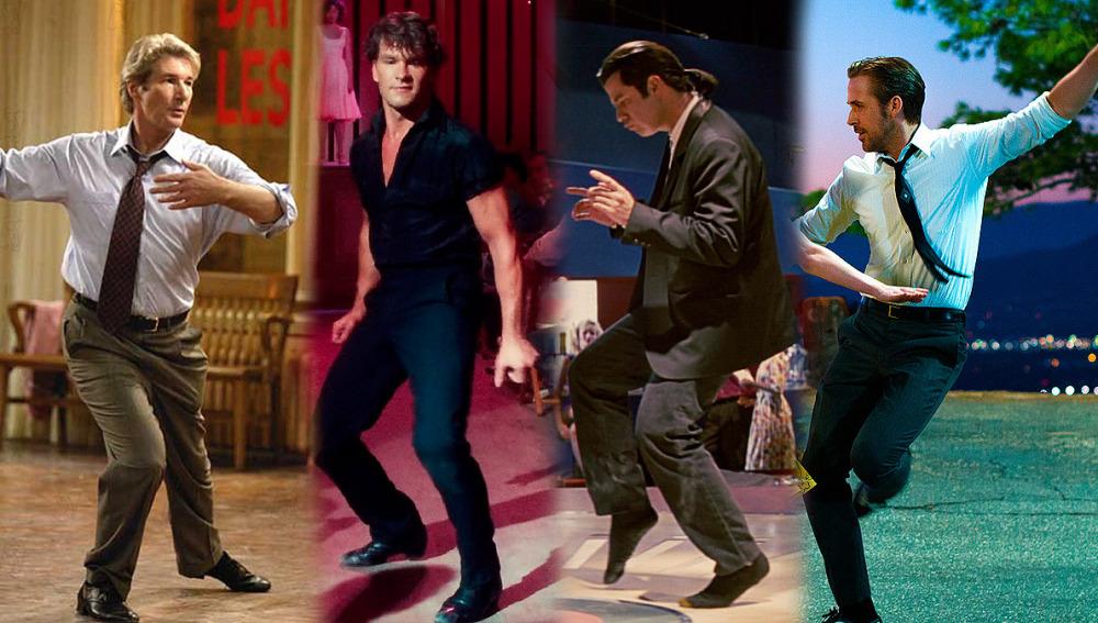 ¿Con qué protagonista de cine compartirías romance y escena de baile?