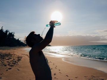 Agua de alcachofa, ¡ven a mí!