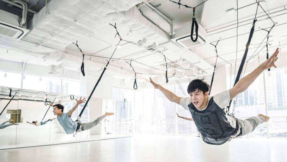 Bungee Workout