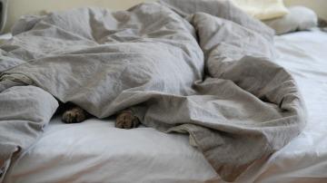 Así no. Toma nota y descubre una nueva y estupenda utilidad del ritual mañanero de hacer la cama